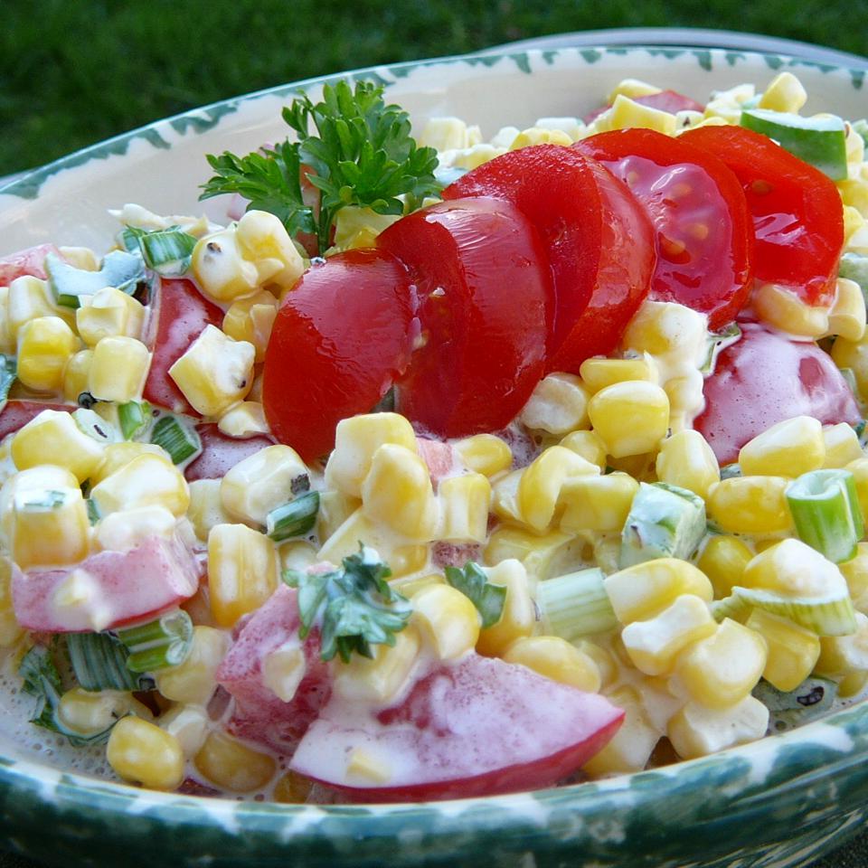 Shoepeg Corn Salad Molly