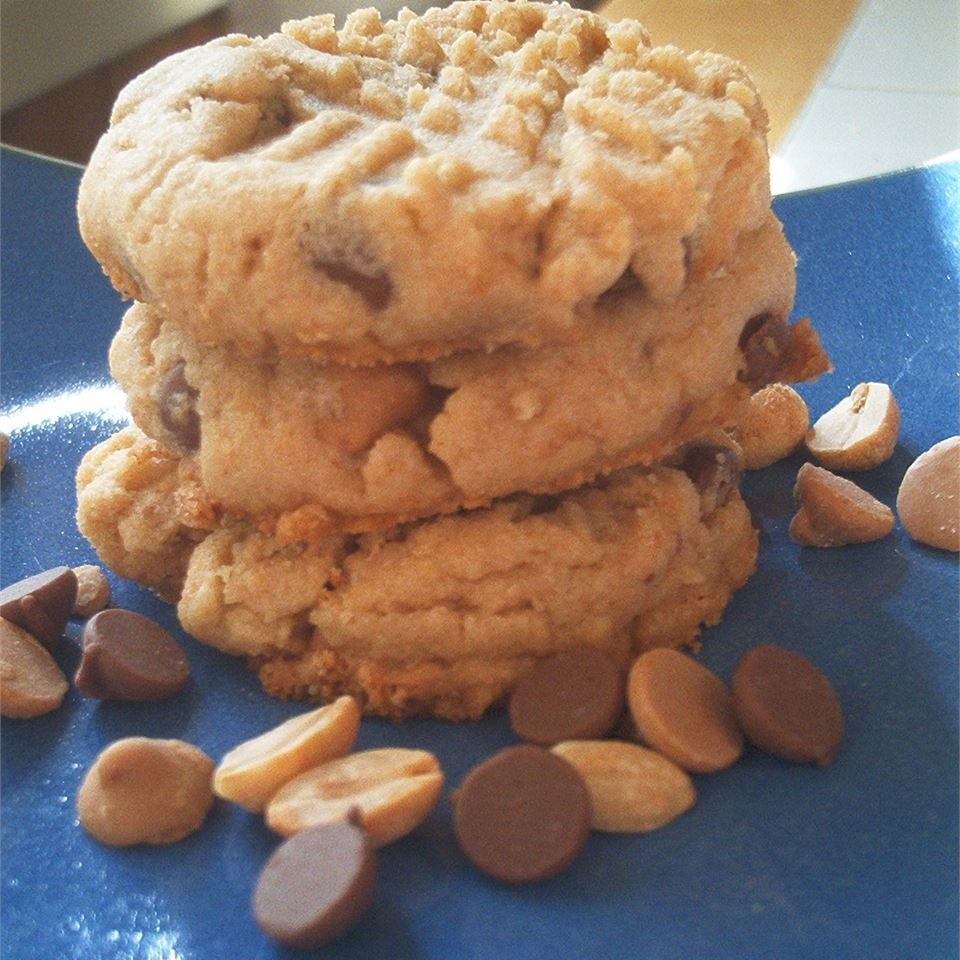 Old Fashioned Peanut Butter Cookies Stephanie Watts