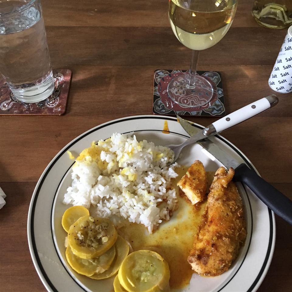 Lemon Chicken Tenders John Eric Kimbrough