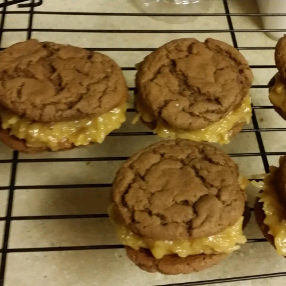 German Chocolate Cake Cookies Cathy Green
