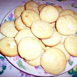 Stir and Drop Sugar Cookies I Ellen