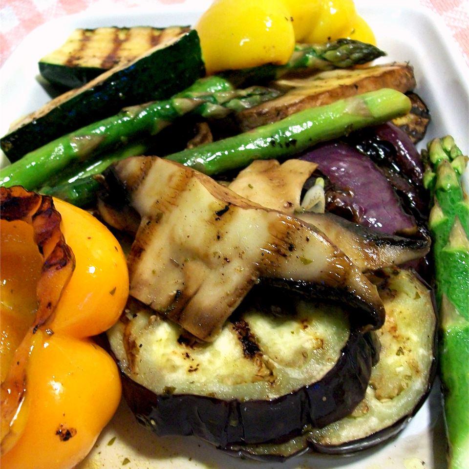 Eggplant Mixed Grill SunnyByrd
