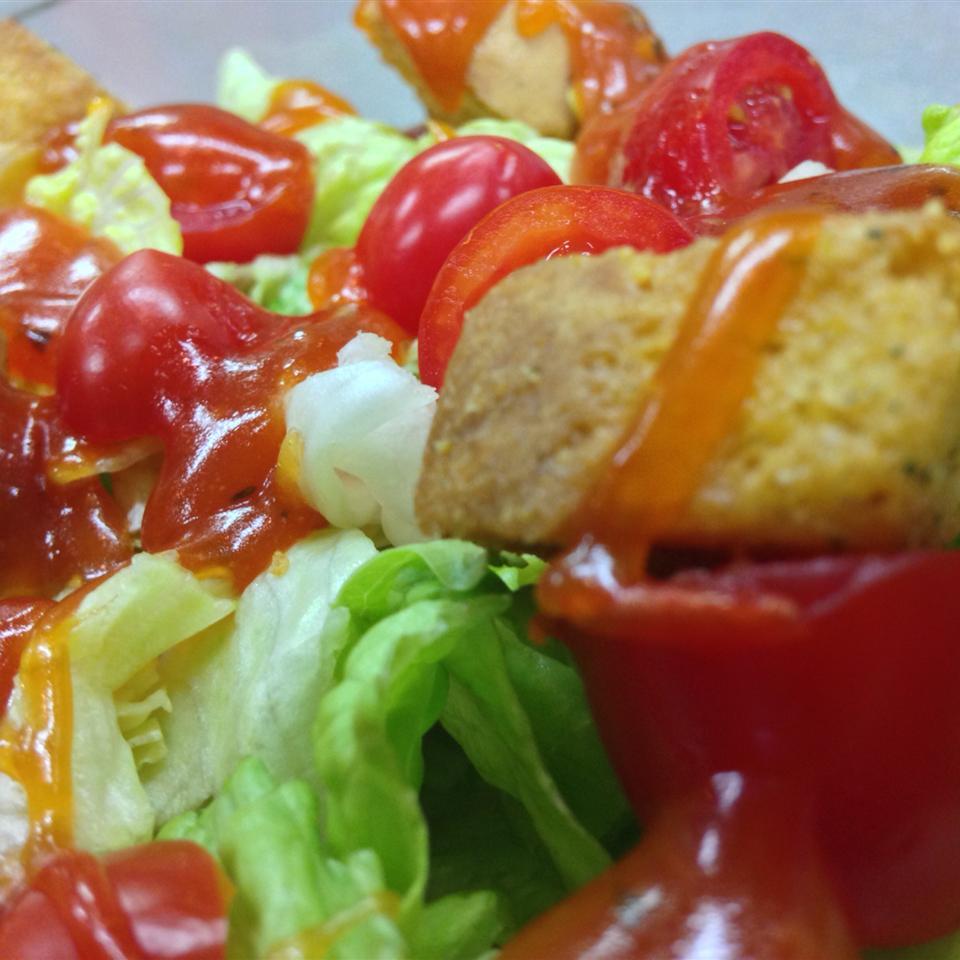 Red Salad Dressing
