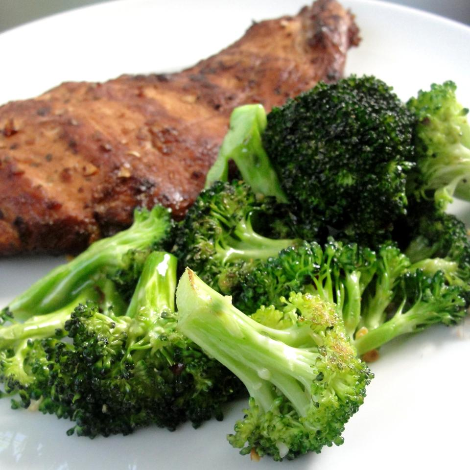 Fried Broccoli R T=J/C/S