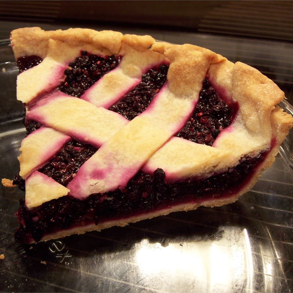 Elderberry Pie II