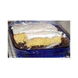 Banana Cake I kriztina