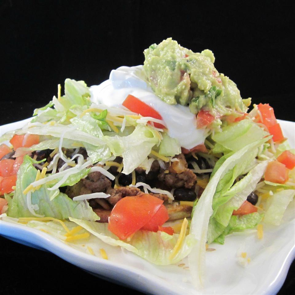 Mexican Potato Nachos Deb C