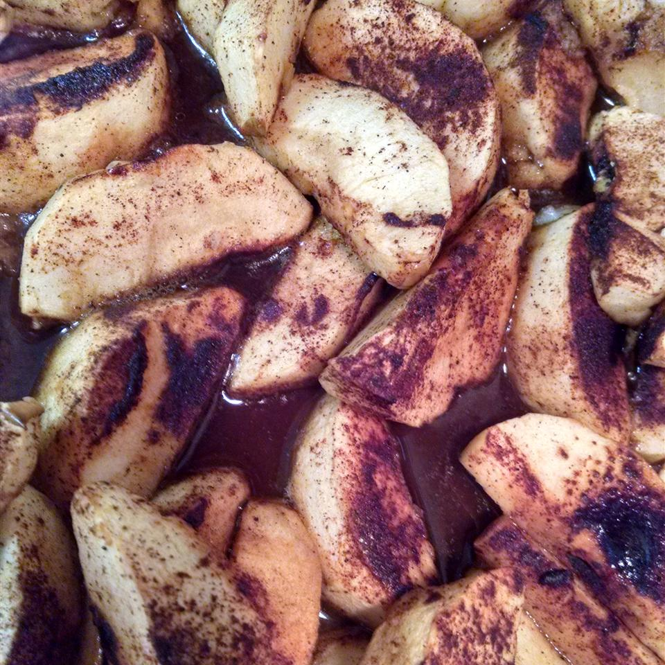 Delicious Cinnamon Baked Apples THOM79