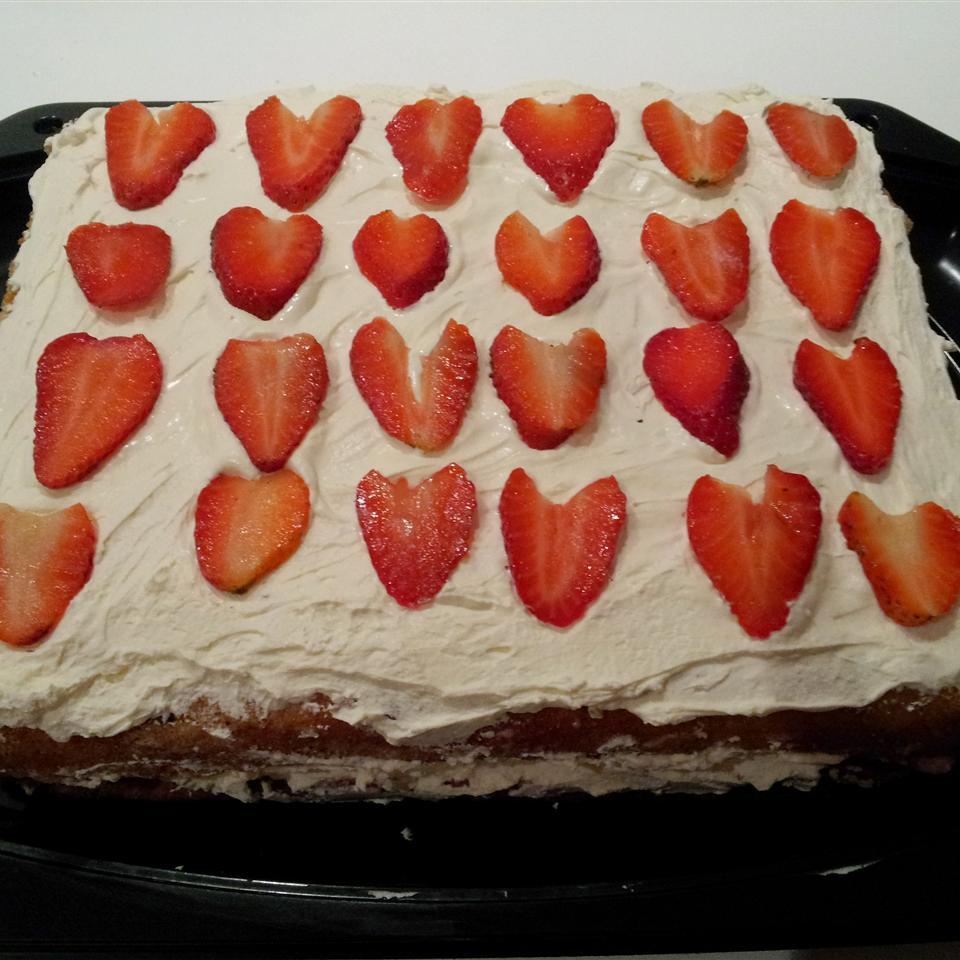Nannie's Hot Milk Sponge Cake redbearsixx