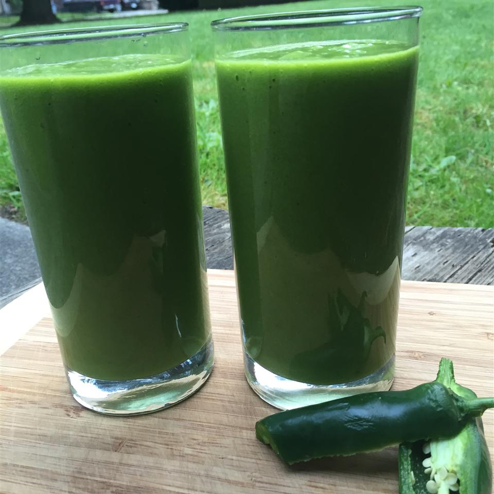 Jalapeno Green Smoothie