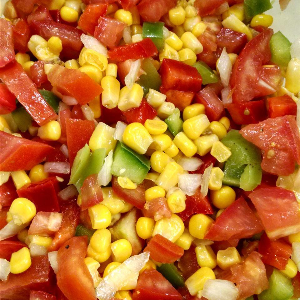 Summer Anytime Crisp Corn Salad THOM79