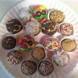 Easy and Fun Peanut Butter Balls