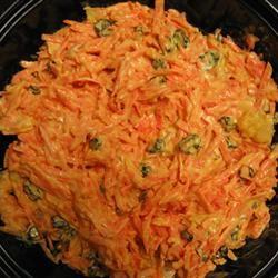 Carrot and Raisin Salad II sweetcaroline
