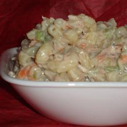 Cold Tuna Macaroni Salad Angela F.