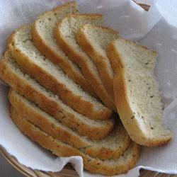 Italian Herb Bread II Dianne