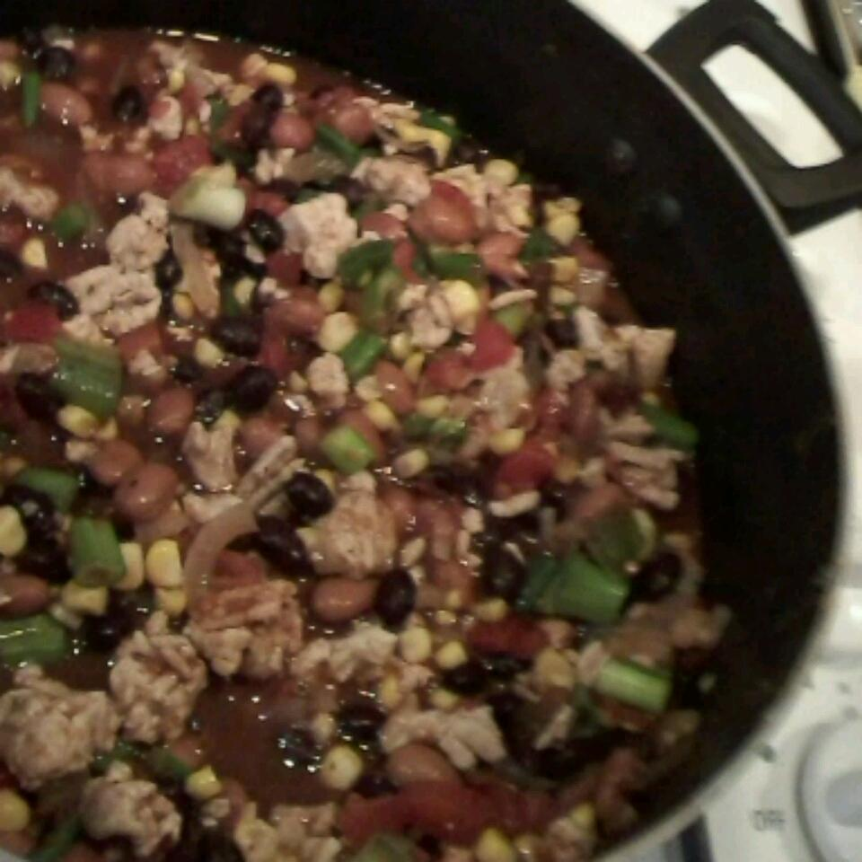 Healthy Turkey Tex Mex Chili Brian Kissee