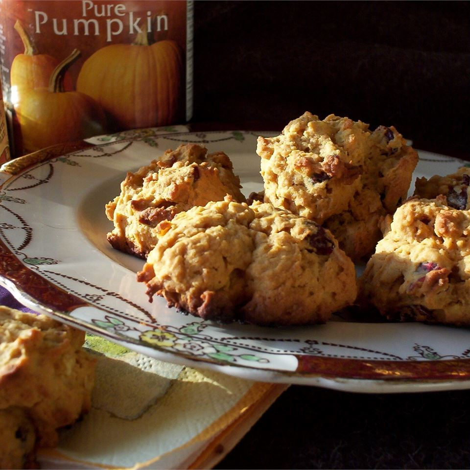 Soft and Chewy Pumpkin Cookies GRANOLACOWGIRL