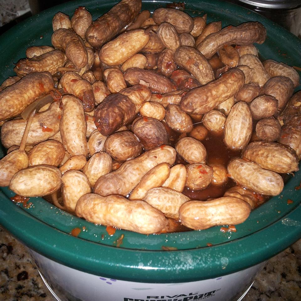Rachael's Superheated Cajun Boiled Peanuts Jeannie Bluemel
