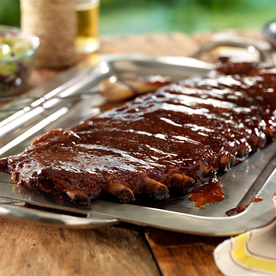 """""""515"""" Southern-Style St. Louis Ribs Trusted Brands"""