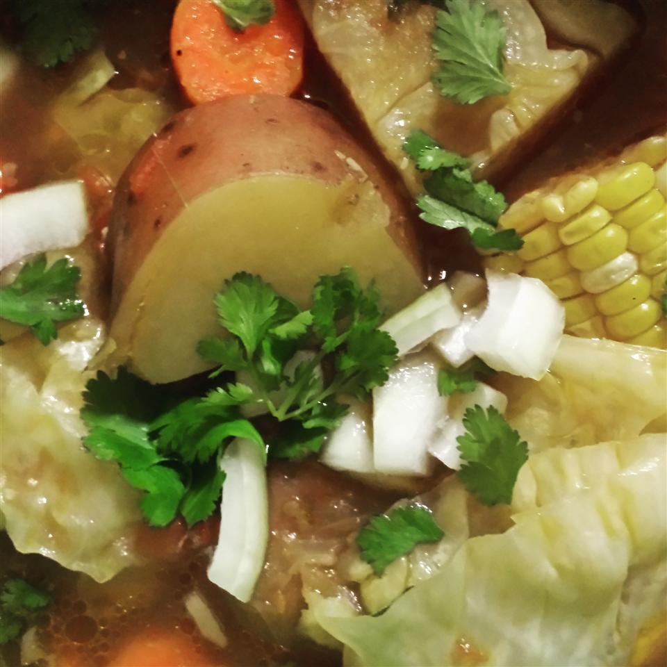 Caldo De Res (Beef Soup) Alex Trejo