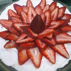 Strawberry Cheese Pie Chef4Six