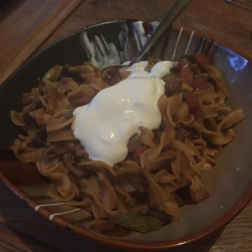 Noodles Mexicana