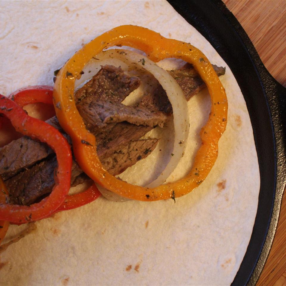 Mexican-Style Fajitas Jaana Smith Bauman