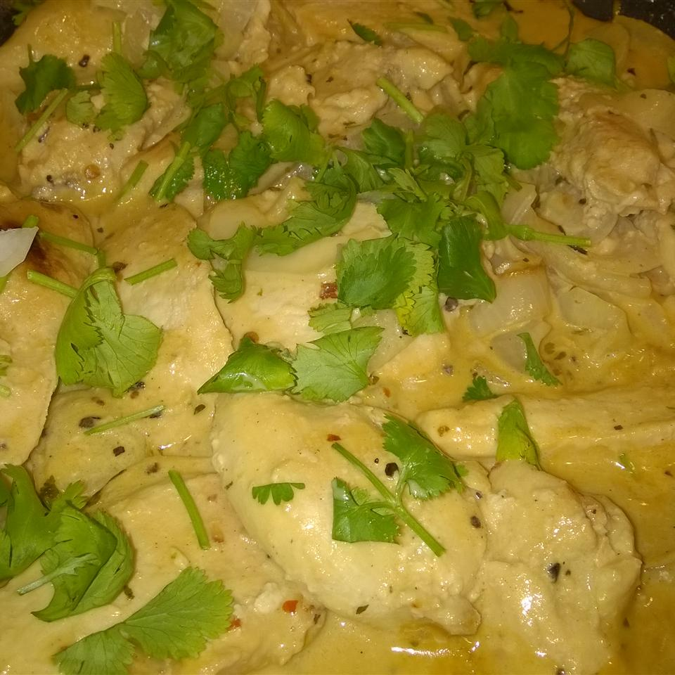 Chicken Tequila Fettuccini Jessica Barczi Zorn