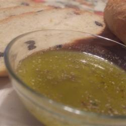 Olive Oil Dip for Italian Bread