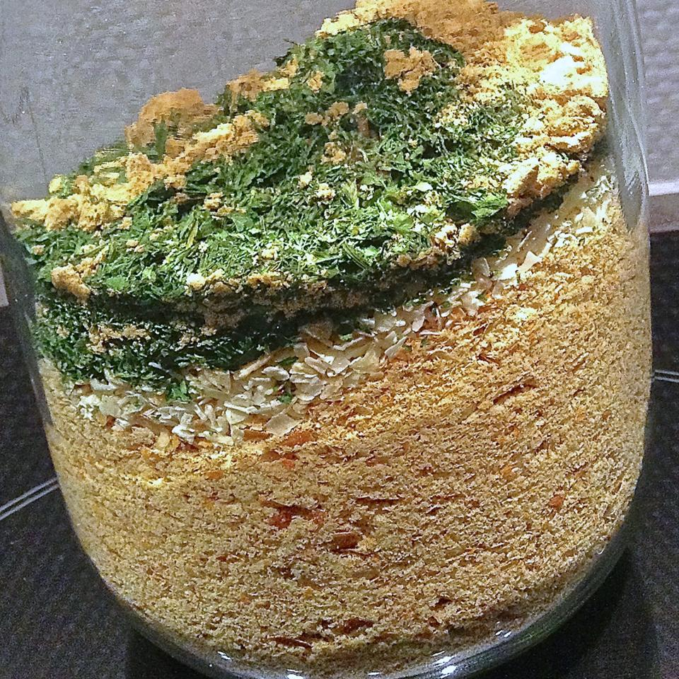 Vegan and Gluten-Free Broth Powder Buckwheat Queen