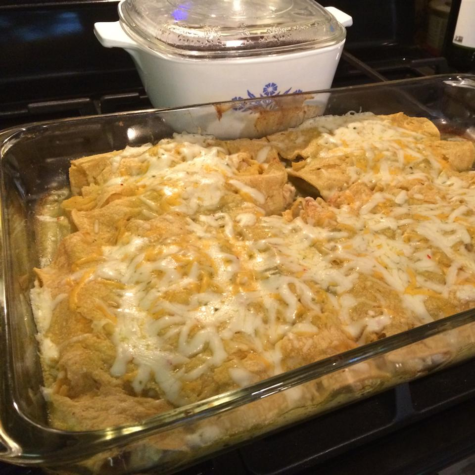 Green Chicken Enchilada Becky1234