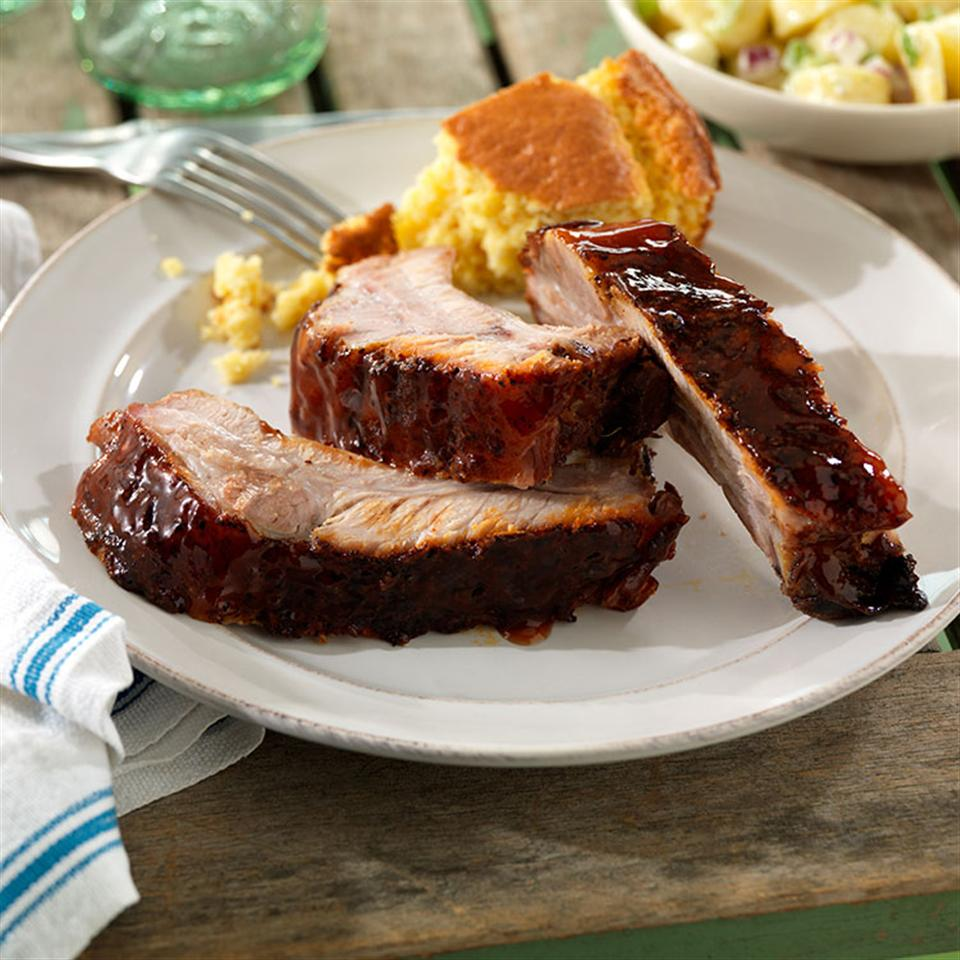 Sweet Southern BBQ Back Ribs Trusted Brands