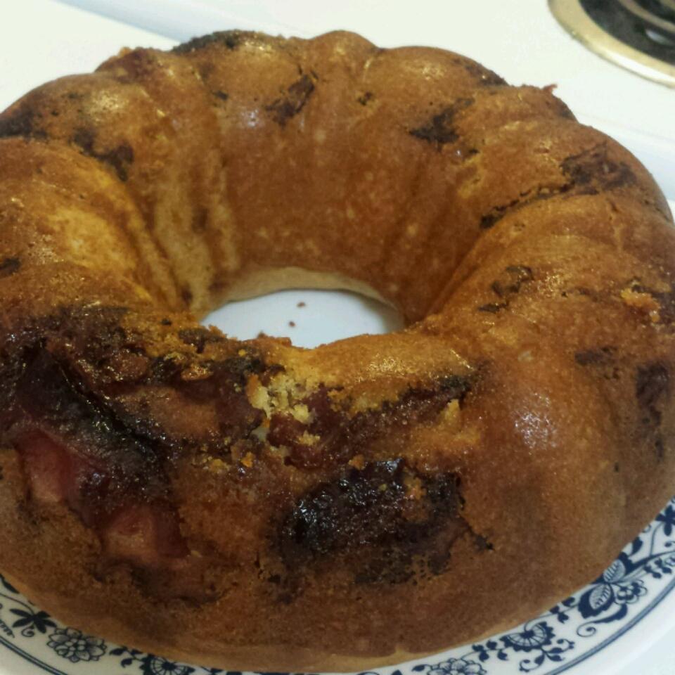 Bacon Breakfast Cake Brigitte Imhoff