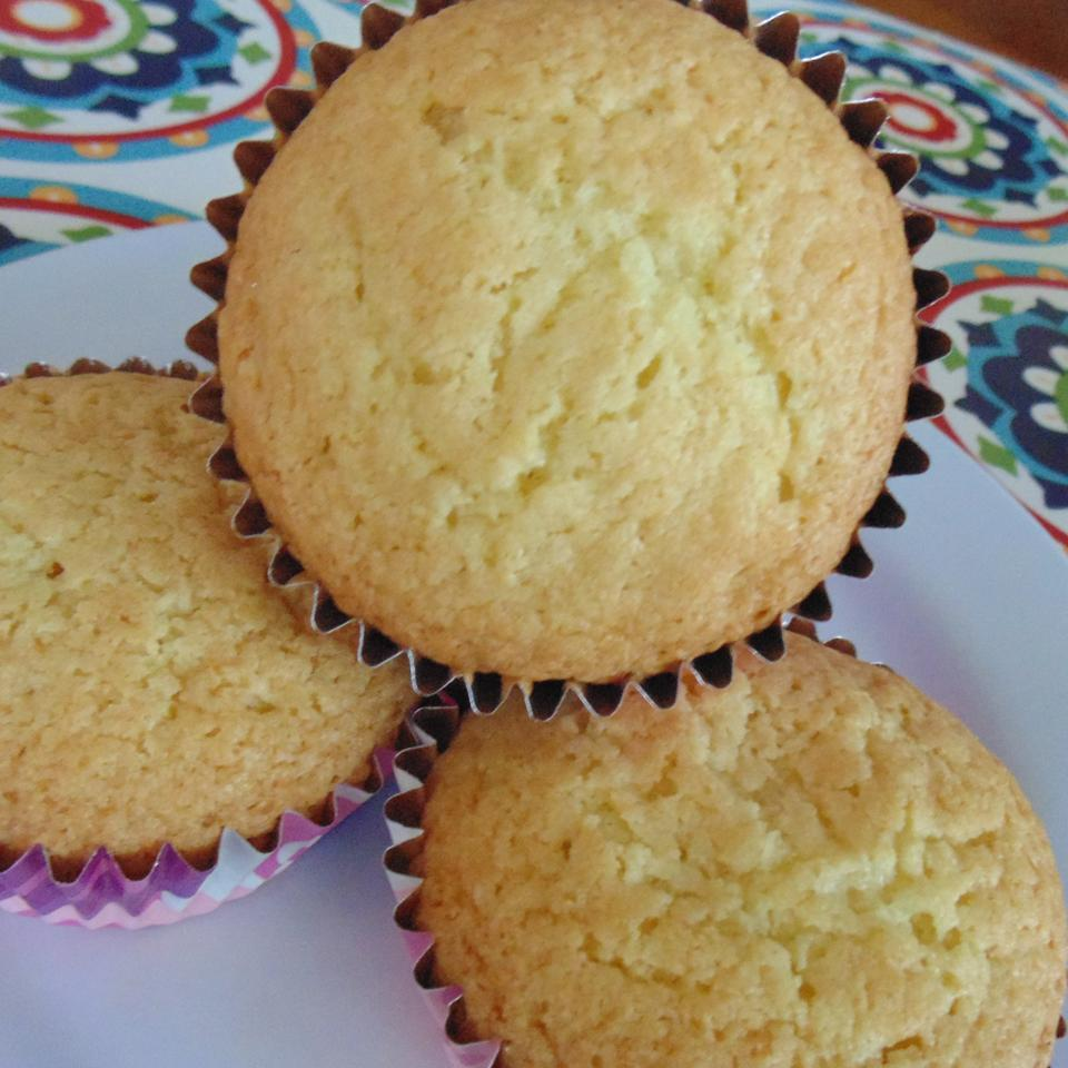 Quick and Simple Fairy Cakes