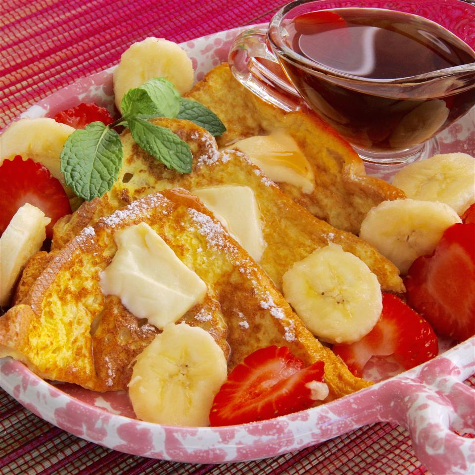 Valentine's Day French Toast Kat