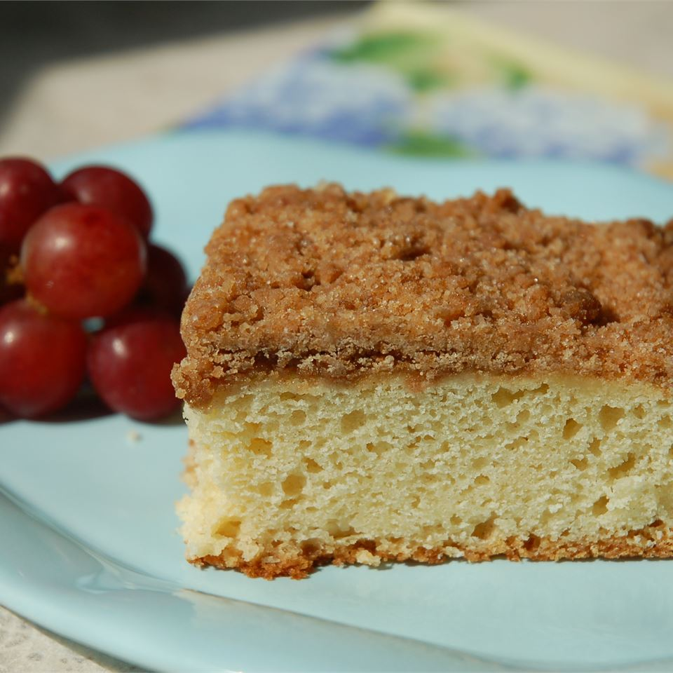 Aunt Anne's Coffee Cake Mary