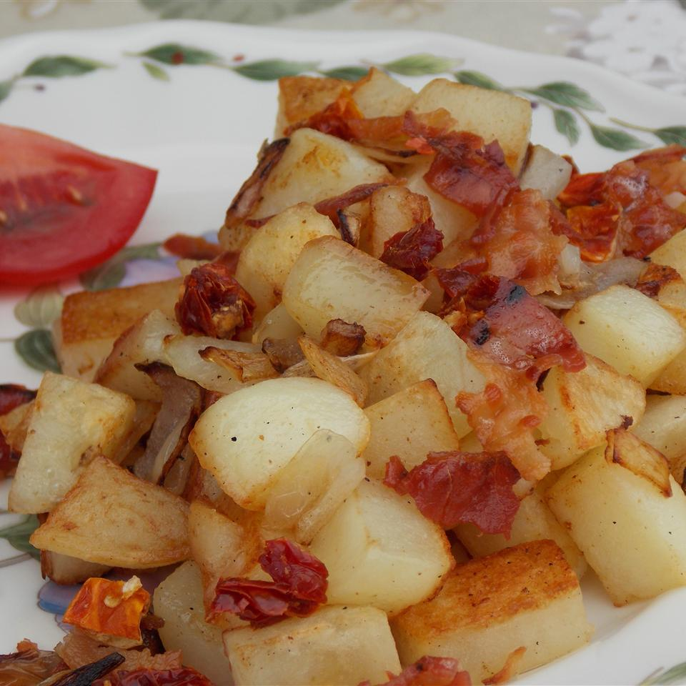 Bacon Home Fries