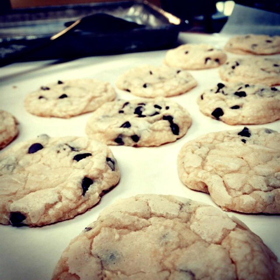 Cake Mix Cookies lovestohost