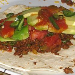Tofu Tacos I