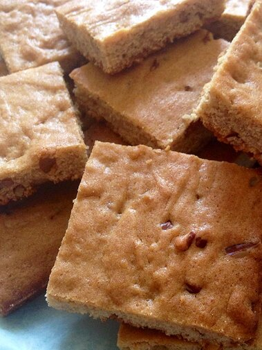 blondie brownies recipe