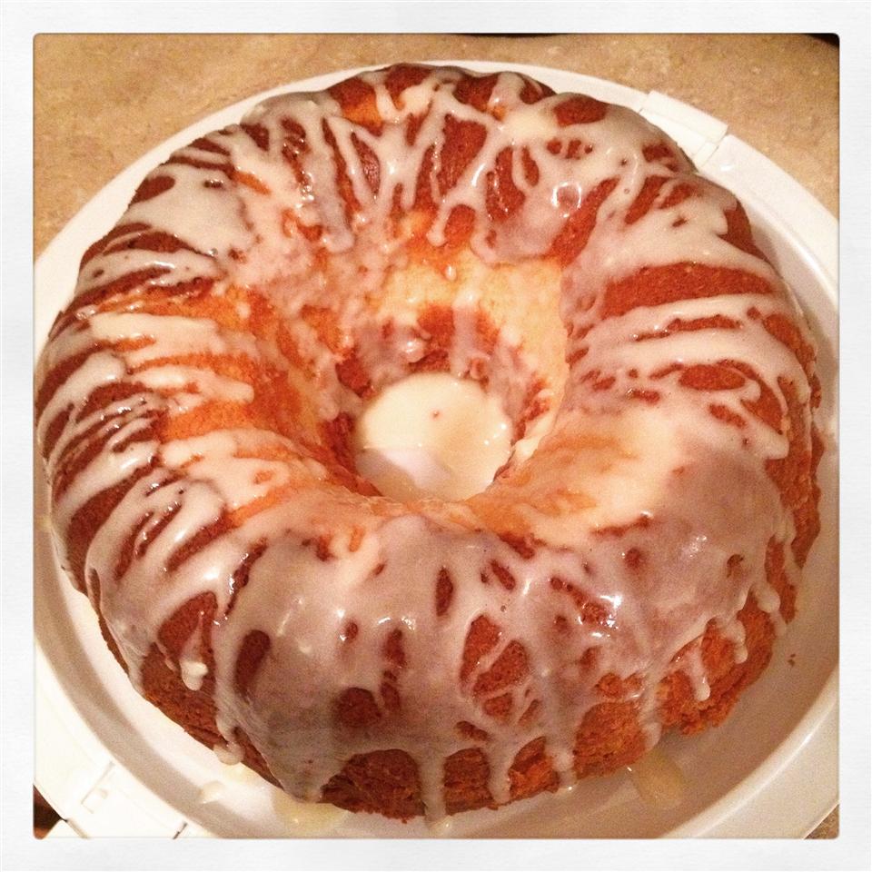 Grandma's Sour Cream Pound Cake Catherine Sibrey