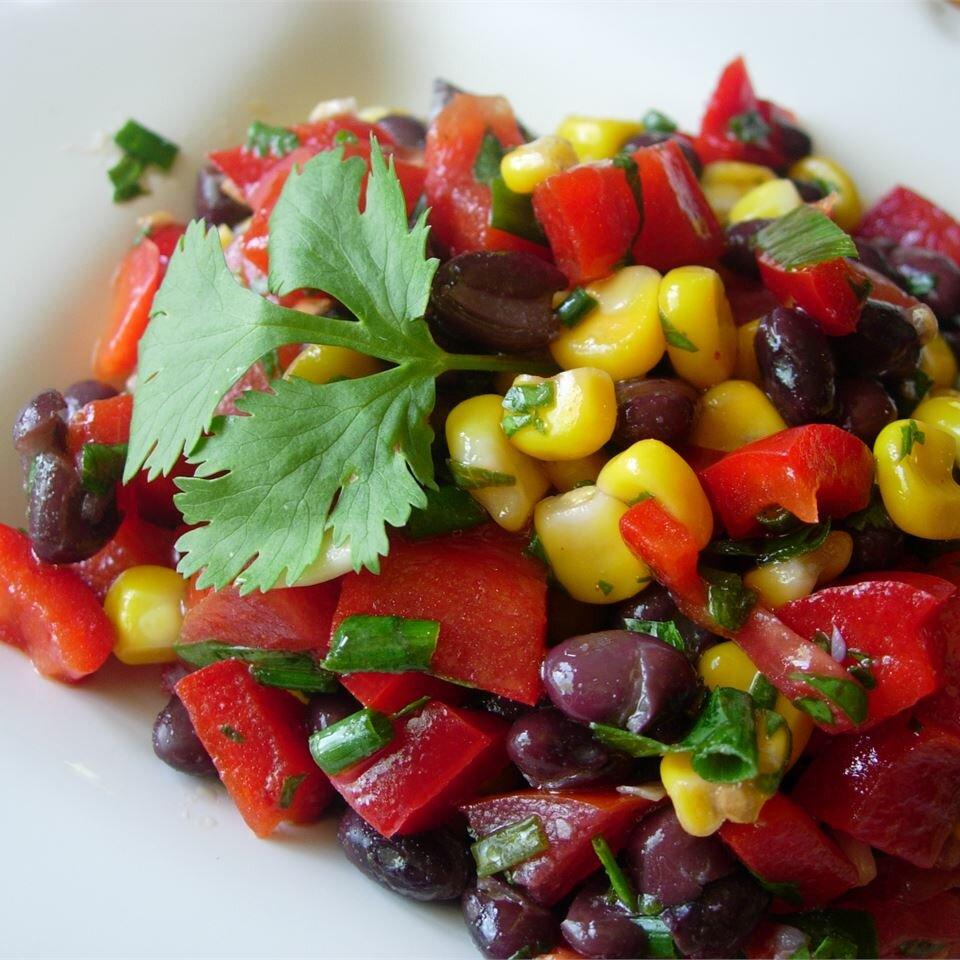 Black Bean And Corn Salad Ii Recipe Allrecipes