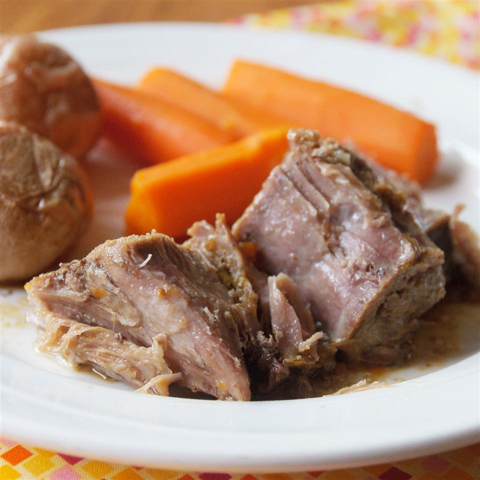 Pork Picnic Pot Roast Kayla Yuill