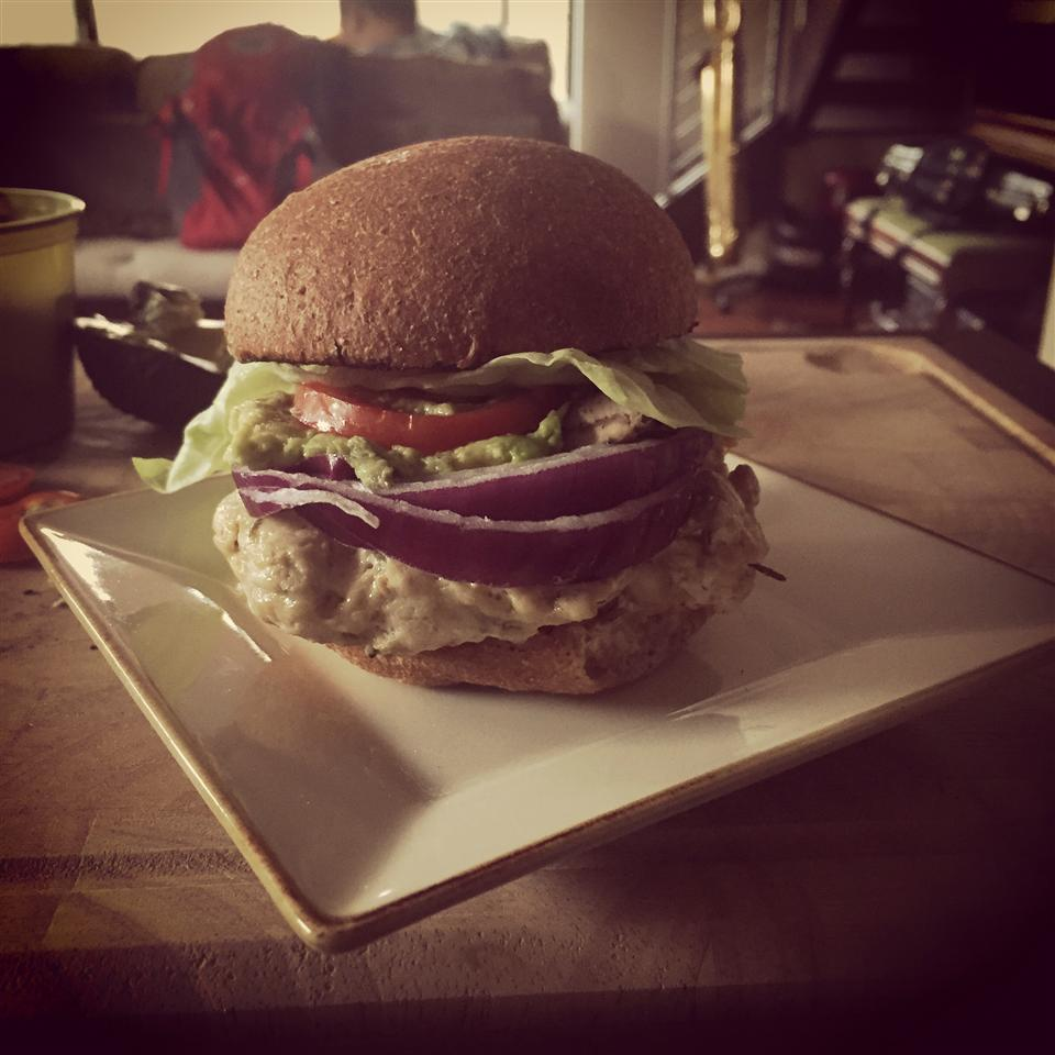 Zesty Turkey Burgers Jennifer