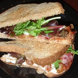 The Best BLT Sandwich LashGal