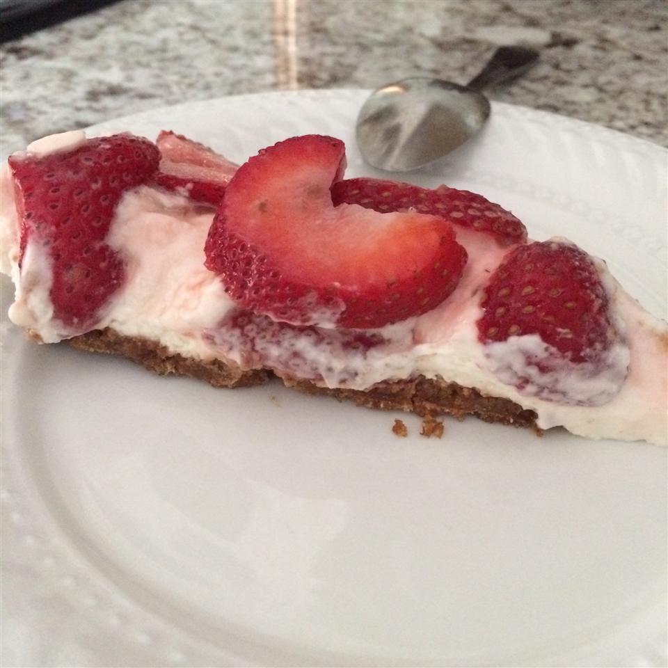 Two Tier Strawberry Pie Sandra