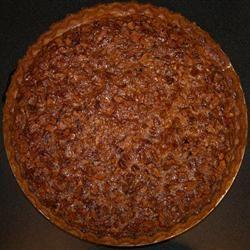 New Orleans Chocolate Bourbon Pecan Pie Stacy