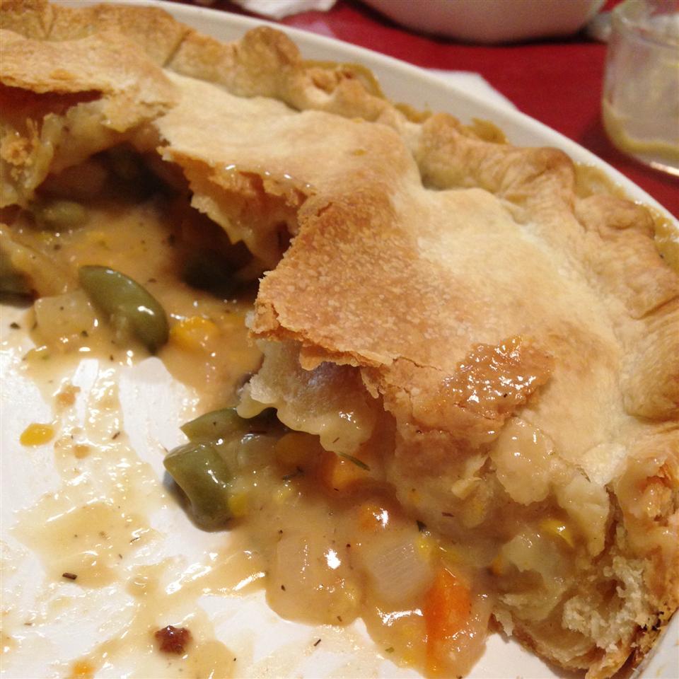 Grandma Carlson's Turkey Pot Pie