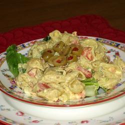 Bacon and Macaroni Salad tax pro