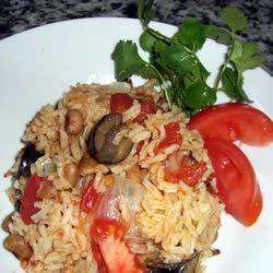 Gandule Rice jangles